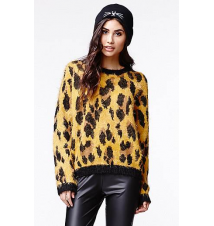 MinkPink Wild Jungle Knit Jumper Sweater PacSun