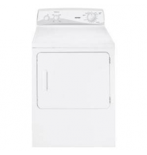 Hotpoint 6.8 cu. ft. Gas Dryer in White Home Depot