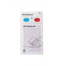 NATURAL PRODUCTS 3D Drawing Pad PacSun
