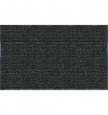 Apache Mills Enviroback Charcoal 60 in. x 36 in. Recycled Rubber/Thermoplastic Rib Door Mat Home Depot
