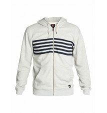 Major Stripey Zip Hoodie Quiksilver