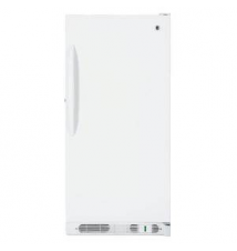 GE 14.1 cu. ft. Upright Freezer in White Home Depot
