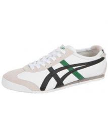 Mexico 66 White Black Green Robert Wayne Footwear