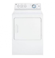 GE 7.0 cu. ft. Electric Dryer in White Home Depot