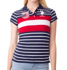 125th Anniversary Banded Polo Shirt