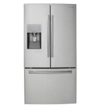 Samsung 30.5 cu. ft. French Door Refrigerator in Stainless Steel Home Depot