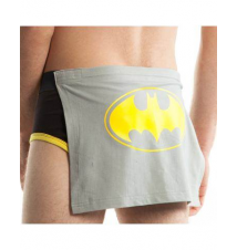 Batman Men's Brief with Detachable Cape Spencer's