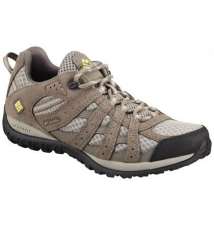 Columbia Women's Redmond Hiking Shoes - Silver Sage Sport Chalet