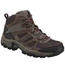 Columbia Mens Woodburn Mid Hiking Boots - Cordovan Sport Chalet