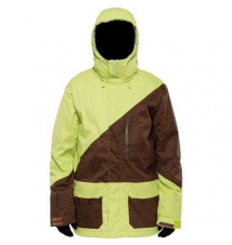 Billabong Men's Hemate Jacket - Poison Green Sport Chalet