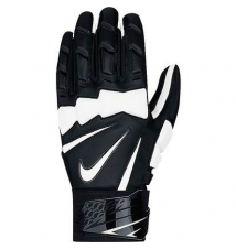 Nike Hyperbeast 2.0 Padded Football Gloves - Black/Green Sport Chalet