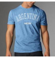 47 Brand Men's WC Argentina Scrum Tee - Lt Blue Sport Chalet