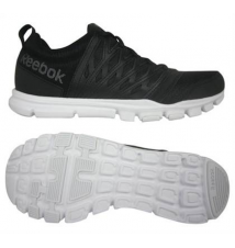 Reebok Mens YourFlex Train Training Shoe -Black Sport Chalet
