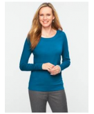 Back-Button Sweater Talbots ..