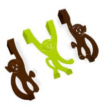 Monkey Doorhangers The Container Store