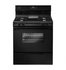 Frigidaire 4.2 cu. ft. Gas Range in Black Home Depot