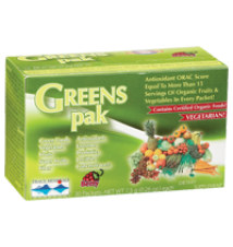 Greens Pak The Vitamin Shoppe