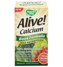 Alive Calcium Bone Formula (AlgaeCal) The Vitamin Shoppe