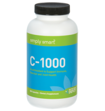 C-1000 (1000 MG) The Vitamin Shoppe