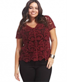 Boho Crochet Top The Wet Seal ..