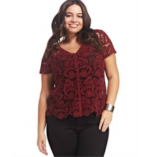 Boho Crochet Top The Wet Seal