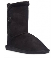 Buttoned Short Cozy Boots The Wet Seal