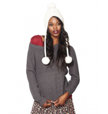 Chunky Knit Sweater The Wet Seal