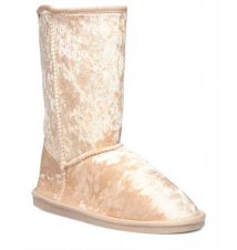 Cozy Fuzzy Lined Boots The Wet Seal