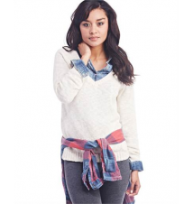 Classic V-Neck Sweater The Wet Seal