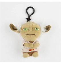 STAR WARS Yoda Talking Plush Clip On Tilly's