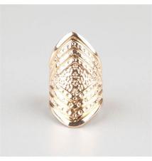 FULL TILT Etched Diamond Knuckle Ring Tilly's