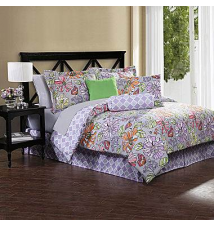 Eliza Floral Complete Bedding Set with Sheets JCPenney