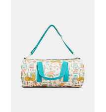 Mokuyobi Threads Travel Duffel Bag Urban Outfitters