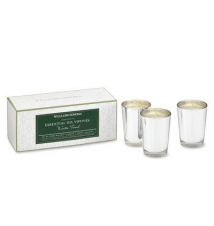 Williams-Sonoma Winter Forest Votive Candles, Set of 3 Williams-Sonoma