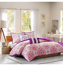 Intelligent Design Sarah Medallion Comforter Set JCPenney