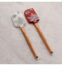Mini Snowflake Spatulas, Set of 2 Williams-Sonoma