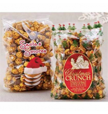 CHRISTMAS CRUNCH & SANTA'S SMORES World Market