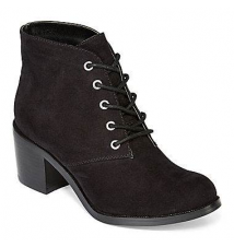 Diba London Dixie Womens Lace-Up Booties JCPenney