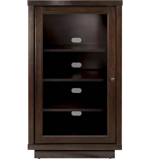 Bell'O - A/V Component Tower Cabinet Best Buy