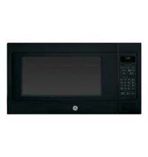 GE Profile Series - Profile Series 2.2 Cu. Ft. Full-Size Microwave - Black Best Buy