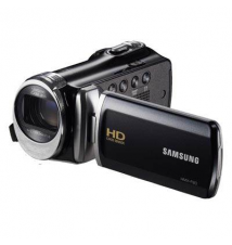 Samsung F90BN 52X Optimal Zoom HD Camcorder - Black Fry's Electronics