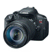 Canon Rebel T5i 18 Megapixel DSLR with 18-135mm Lens Fry's Electronics