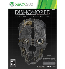 Dishonored Game of the Year Edition for Xbox 360 Gamestop