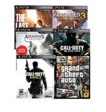 PlayStation 3 Blast from the Past Value Game Bundle for PlayStation 3 Gamestop
