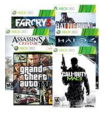 Xbox 360 Blast from the Past Value Game Bundle for Xbox 360 Gamestop