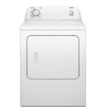 Admiral 6.5 cu. ft. Electric Dryer in White Home Depot