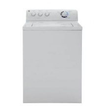 GE 3.9 cu. ft. Top Load Washer in White Home Depot
