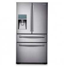 Samsung 29.7 cu. ft. French Door Refrigerator in Stainless Steel Home Depot