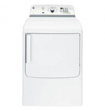 GE 7.8 cu. ft. Gas Dryer in White Home Depot