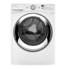 Whirlpool Duet 4.1 cu. ft. High-Efficiency Front Load Washer with Steam in White, ENERGY STAR Home Depot